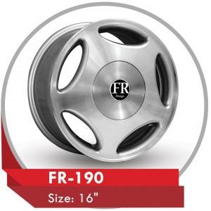 FR-190 ALLOY RIM FOR LEXUS SALOON