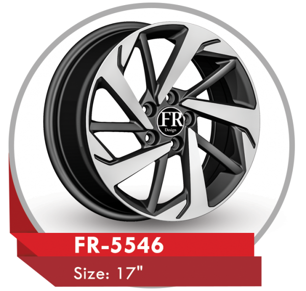 FR-5546 ALLOY RIM FOR TOYOTA RUSH SUV CARS