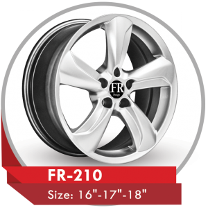 FR-210 ALLOY RIM FOR LEXUS GS2009 CARS I