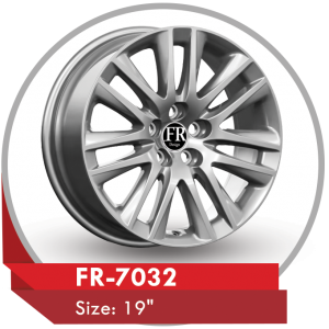 R-7032 ALLOY WHEEL FOR LEXUS LS460 CARS