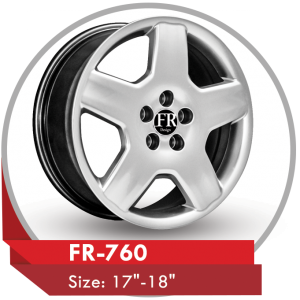 FR-760 ALLOY RIM FOR LEXUS LS430 CARS