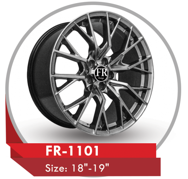 FR-1101 ALLOY RIM FOR LEXUS GS CARS