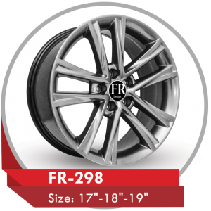 FR-298 ALLOY WHEEL FOR LEXUS RX CARS