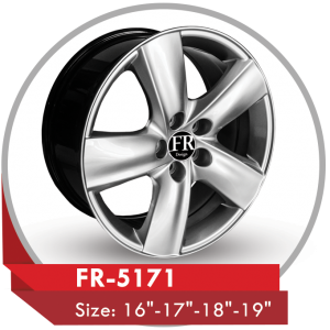 FR-5171 ALLOY WHEEL FOR LEXUS LS460 CARS