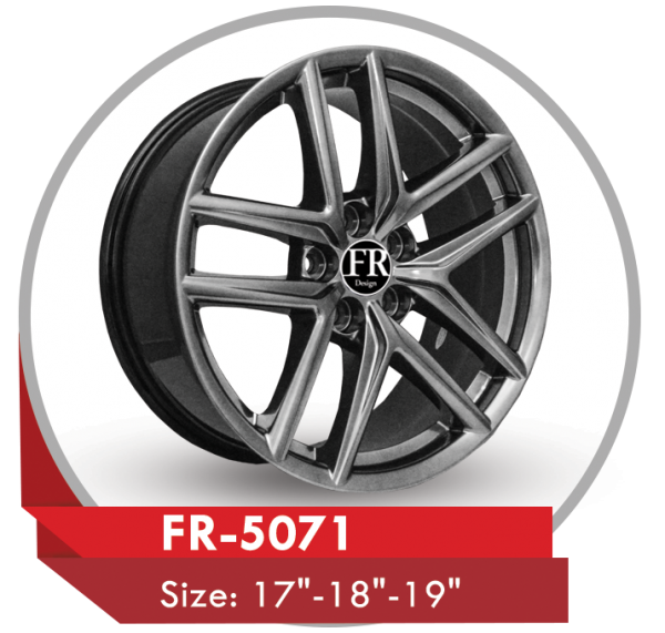FR-5071 ALLOY WHEEL FOR LEXUS ISF CARS
