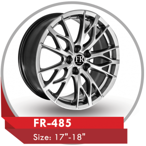 R-485 ALLOY WHEEL FOR LEXUS ISF CARS