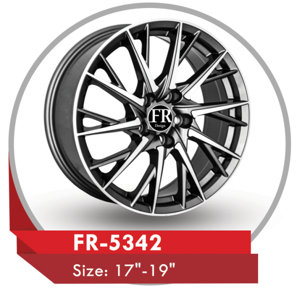 FR-5342 ALLOY WHEEL FOR LEXUS ES CARS