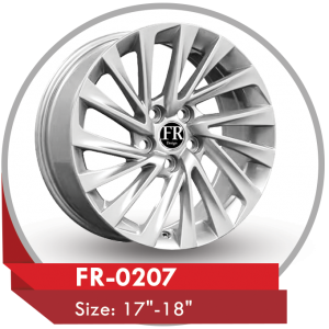 FR-0207 ALLOY WHEEL FOR LEXUS ES CARS