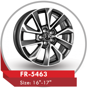FR-5463 ALLOY RIM FOR TOYOTA COROLLA