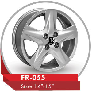 FR-055 ALLOY WHEEL FOR TOYOTA YARIS