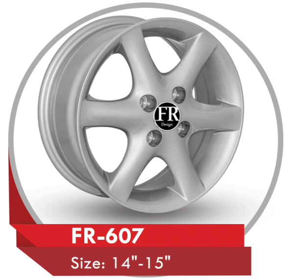 FR-607 ALLOY WHEEL FOR TOYOTA COROLLA