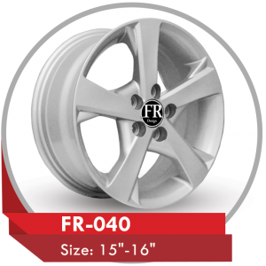 FR-040 ALLOY WHEEL FOR TOYOTA COROLLA