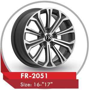 FR-2051 ALLOY WHEEL FOR TOYOTA COROLLA 2020