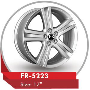 FR-5223 ALLOY WHEEL FOR TOYOTA COROLLA