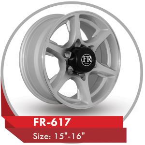 FR-617 ALLOY WHEEL FOR NISSAN PATROL