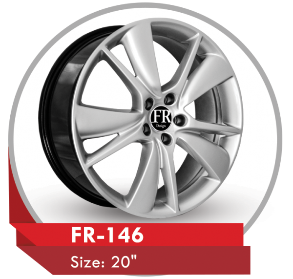 FR-146 ALLOY WHEEL FOR INFINITI SUV CARS