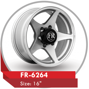 FR-6264 ALLOY WHEEL FOR NISSAN PATROL