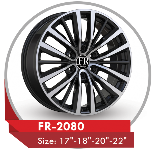 FR-2080 ALLOY WHEEL FOR NISSAN PATROL PLATINUM 2020