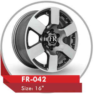 FR-042 ALLOY WHEEL FOR NISSAN XTERRA