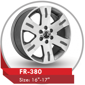 FR-380 ALLOY WHEEL FOR NISSAN XTERRA