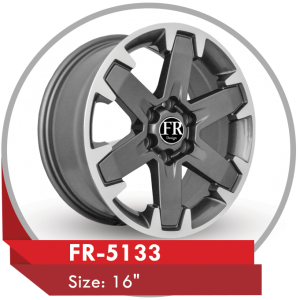 FR-5133 ALLOY WHEEL FOR NISSAN XTERRA