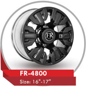 FR-4800 ALLOY WHEEL FOR NISSAN PATROL VTC