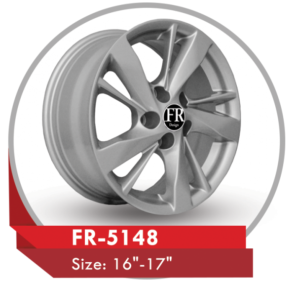 BUY FR-5148 ALLOY RIM FOR NISSAN ALTIMA IN SHARJAH DUBAI ABU DHABI & UAE