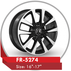 FR-5274 ALLOY WHEEL FOR NISSAN ALTIMA