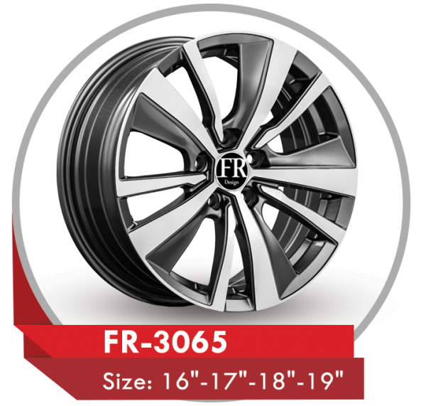 FR-3065 ALLOY WHEEL FOR NISSAN ALTIMA