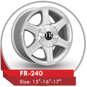 FR-240 ALLOY WHEEL FOR NISSAN MAXIMA