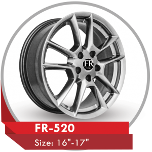 FR-520 ALLOY WHEEL FOR NISSAN ALTIMA