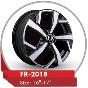 FR-2018 ALLOY WHEEL FOR NISSAN MAXIMA