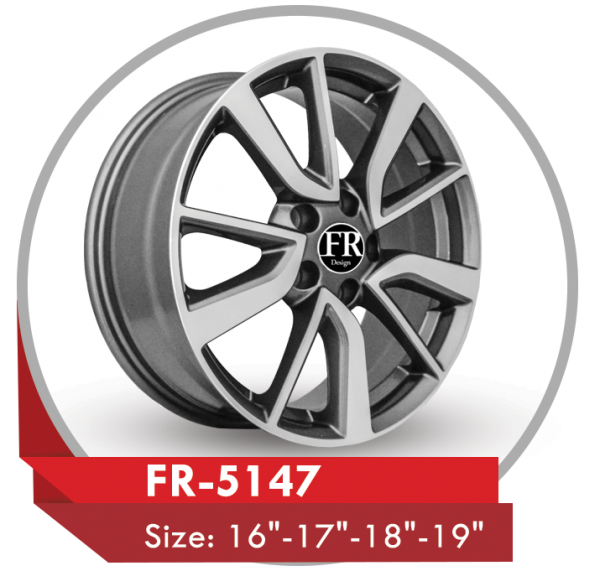 FR-5147 ALLOY WHEEL FOR Nissan X-Trail