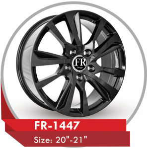 FR 1447 ALLO WHEEL FOR LEXUS CARS