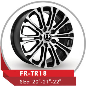 FR TR18 ALLOY WHEEL FOR TOYOTA LAND CRUISE & LEXUS
