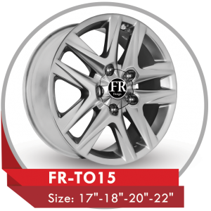 FT T015 ALLOY WHEEL FOR LEXUS CARS