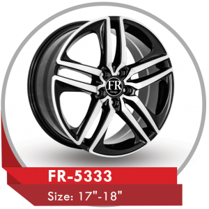 FR-5333 ALLOY WHEELS FOR HONDA ACCORD