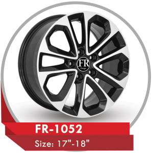 FR-1052 ALLOY WHEELS FOR HONDA ACCORD