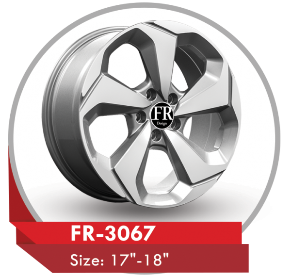 FR-3067 ALLOY WHEELS FOR HONDA ACCORD