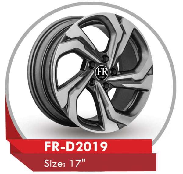 FR-D2019 ALLOY WHEELS FOR HONDA ACCORD