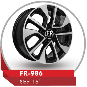 FR-986 ALLOY WHEELS FOR HONDA CIVIC CARS