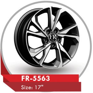 FR-5563 FOR ALLOY WHEELS HONDA ACCORD