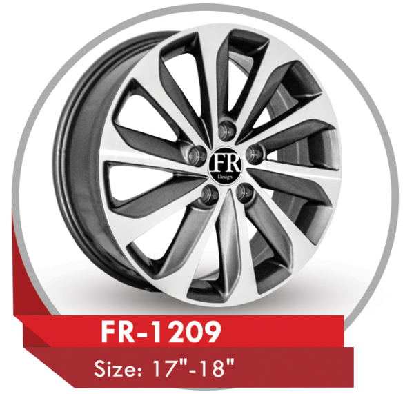 FR-1209 ALLOY WHEELS FOR HYUNDAI SONATA