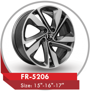 FR-5206 ALLOY WHEELS FOR HYUNDAI ELANTRA