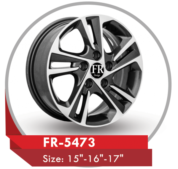 FR-5473 ALLOY WHEELS FOR HYUNDAI ELANTRA
