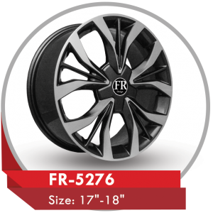 FR-5276 ALLOY WHEELS FOR HYUNDAI SONATA