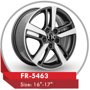 FR-5463 ALLOY WHEELS FOR KIA CERATO