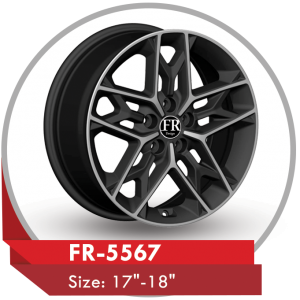 FR-5567 ALLOY WHEELS FOR KIA OPTIMA