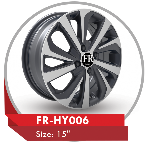 FR-HY006 ALLOY WHEELS FOR HYUNDAI SONATA