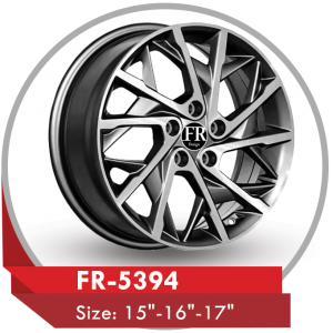 FR-5395 ALLOY RIMS FOR HYUNDAI ELANTRA